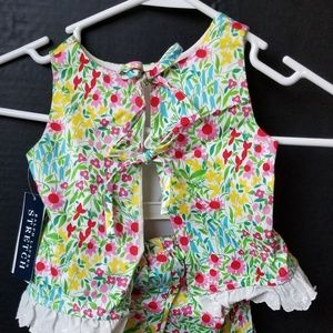 NWT Ralp Lauren size 18 month spring 2piece outfit